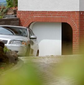 Puerta de Garaja - Alulux